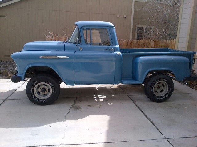 Hot August Night Special 57 Chevy Pickup 4x4 For Sale In