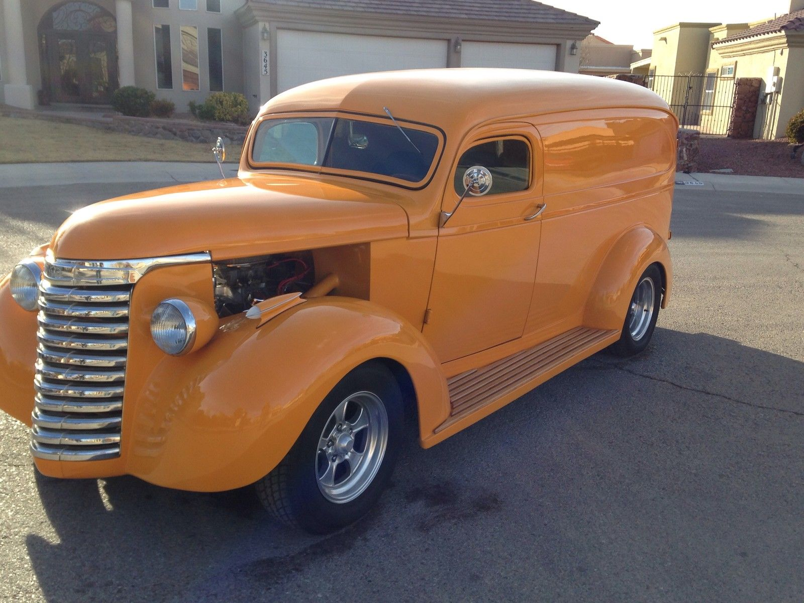 Hot rod, chopped, panel, rat rod, shop truck, panel van for sale ...