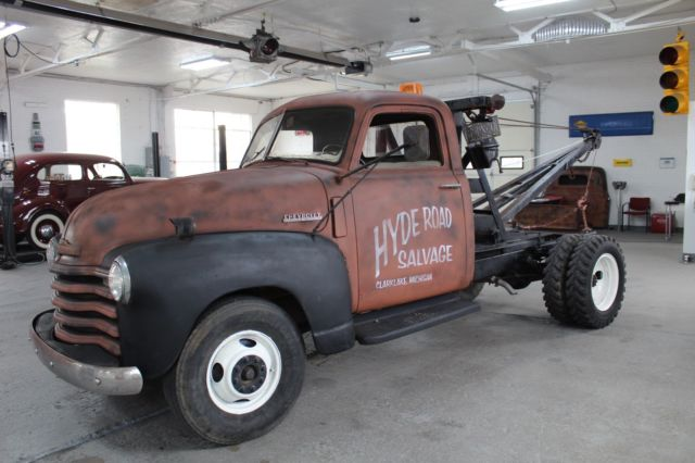 Cheap Tow Trucks >> hot rod rat rod street rod custom project wrecker shot ...