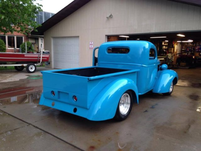 Hot Rod Street Rod Project Complete Chopped Rat Rod Vintage Chevy on 1992 Chevrolet S10