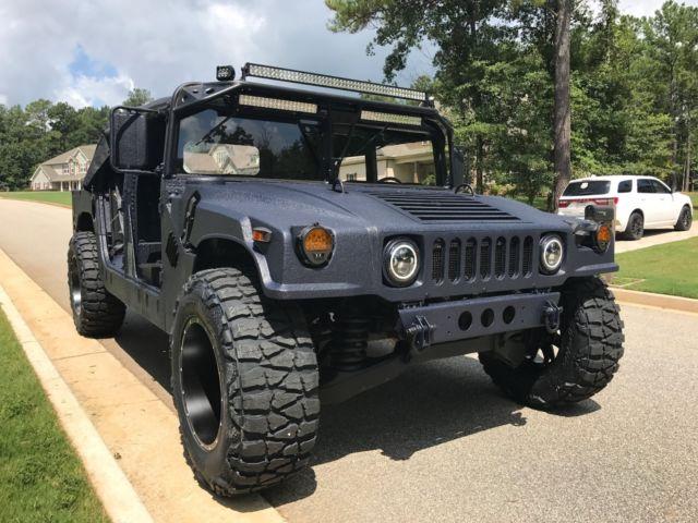 Hummer H1 Humvee Hmmwv M998 Diesel American General