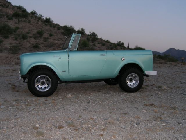 Interior Size 800 X 993 Type: International Harvester Scout 800 For Sale: Photos