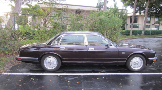 Wonderful 1994 Jaguar XJ6