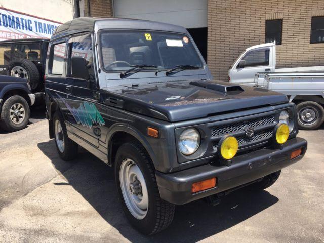 Used Suzuki Samurai X