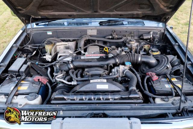 jdm 1992 toyota hilux surf ssr 4wd 2l te turbo diesel 5 speed manual rhd Toyota Diesel Trucks in United States Toyota Diesel Trucks in United States