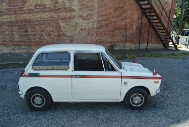 JDM Vintage 1972 Honda N360 Coupe Street Legal Japanese Import