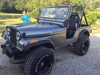 jeep cj5 1977 for sale in Mountain Home, Arkansas, United