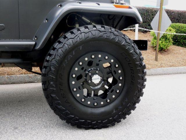 Jeep Yj Wrangler 4x4 Corvette Ls1 Conversion For Sale