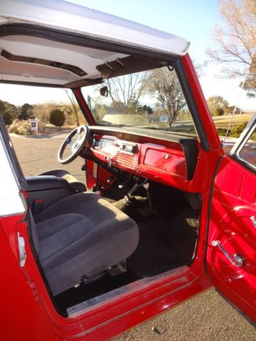 jeepster commando 225ci dauntless v6 only 90 000 miles no 1970 jeep commando jeepster c101