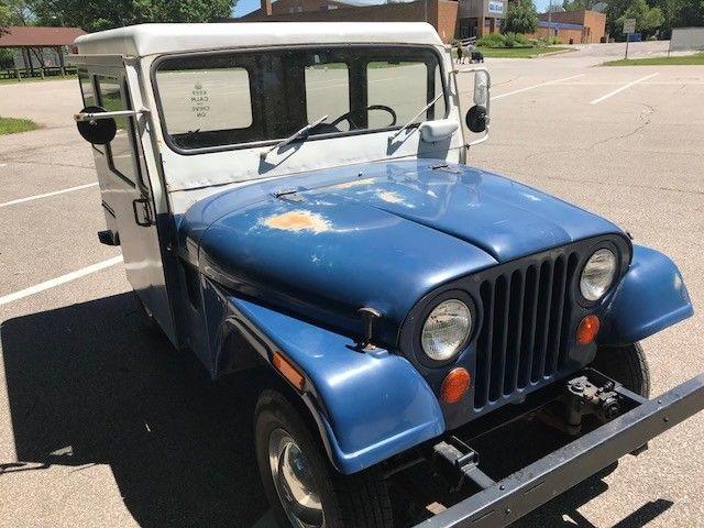 Kaiser Jeep Survivor Original Dj 5a Dispatcher 100 Very
