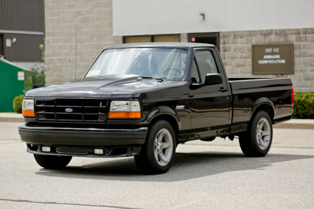 Kenne Bell Supercharged 1993 Ford Lightning SVT for sale in