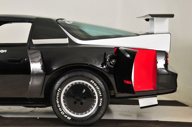 how to build a knight rider car
