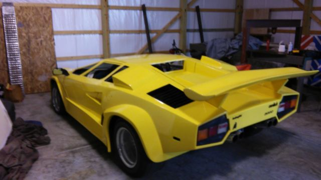 Lamborghini Countach Kit Car For Sale In Hoagland Indiana United