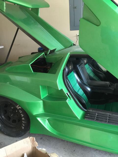 Lamborghini Countach Replica Car For Sale In Katy Texas United