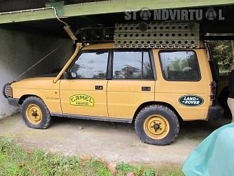 Land Rover Discovery 200 Tdi 1992 Original Camel Trophy