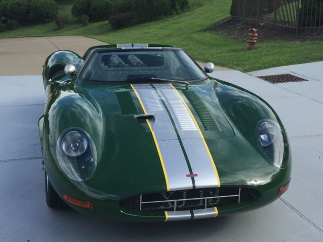 le mans jaguar xj13 for sale: photos, technical specifications