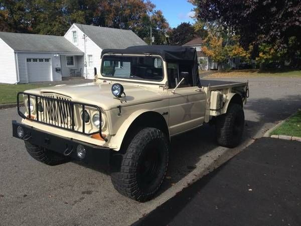 m 715 jeep kaiser military pickup for sale in milford. Black Bedroom Furniture Sets. Home Design Ideas