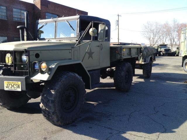 Bobbed M35A2 Duece Street Legal (no CDL) for sale in