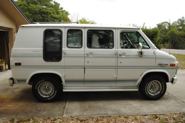 Mark Iii Chevy Conversion Van G20 Short Wheelbase For Sale
