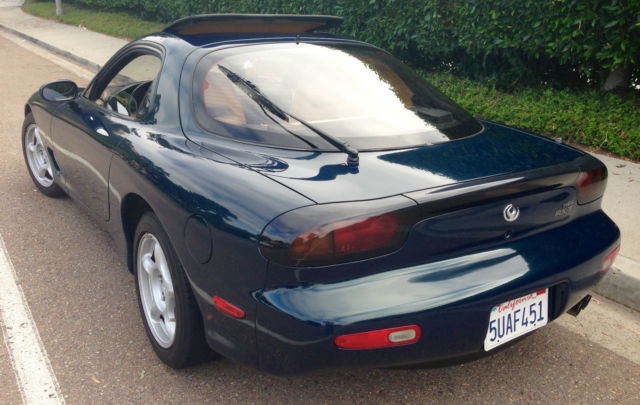 mazda 1993 rx7 fd twin turbo touring sun roof bose snd for sale in san diego california. Black Bedroom Furniture Sets. Home Design Ideas