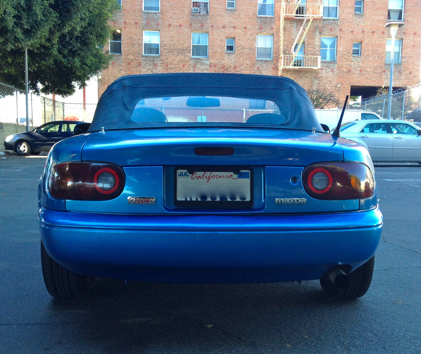 mazda mx 5 miata for sale for sale in los angeles california united. Black Bedroom Furniture Sets. Home Design Ideas