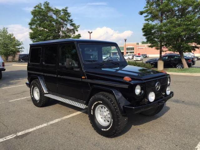 Mercedes benz g300 wagon turbo diesel for sale in newark for Mercedes benz diesel wagon for sale