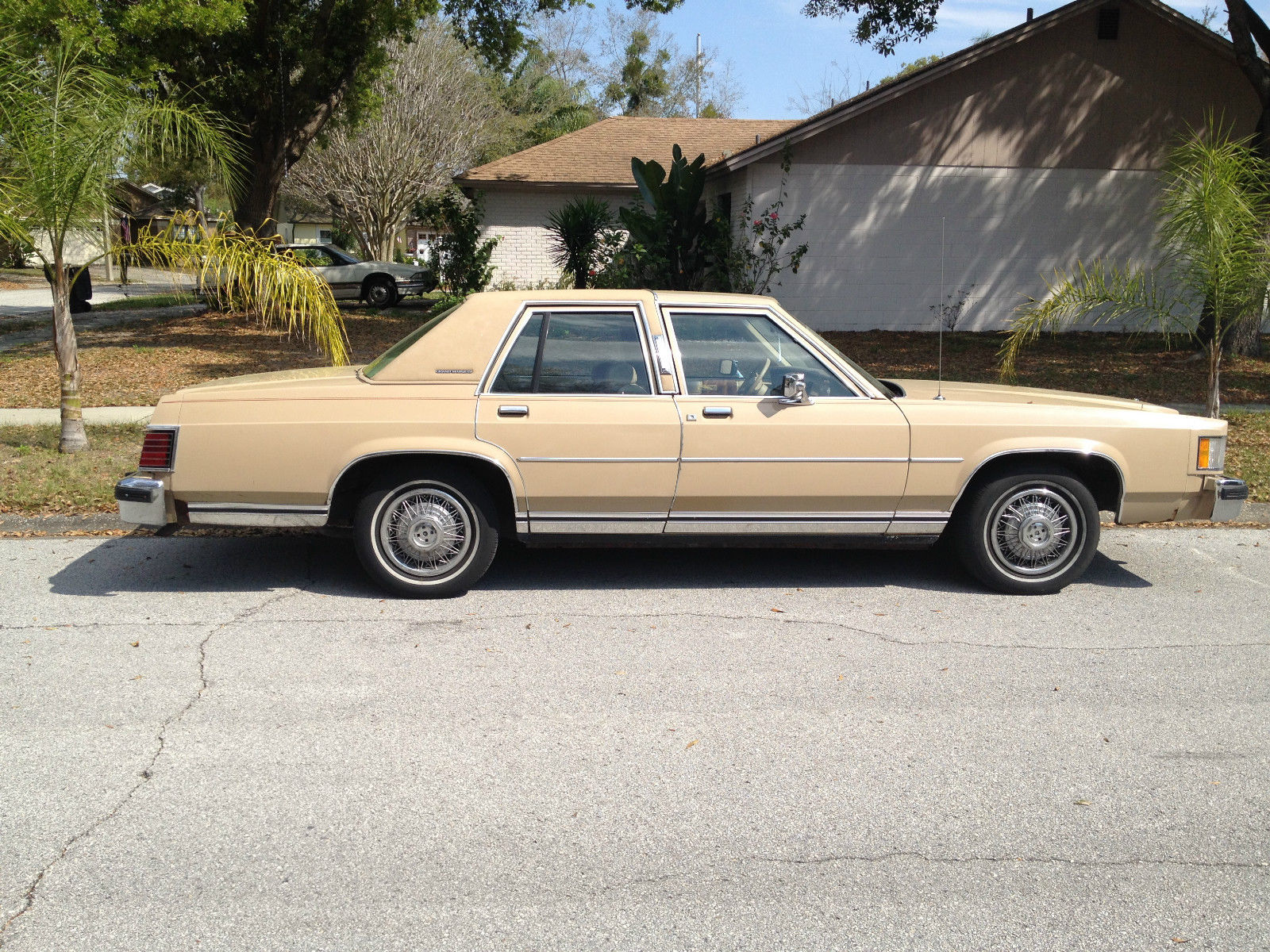 Mercury Grand Marquis For Sale In Orlando Florida United