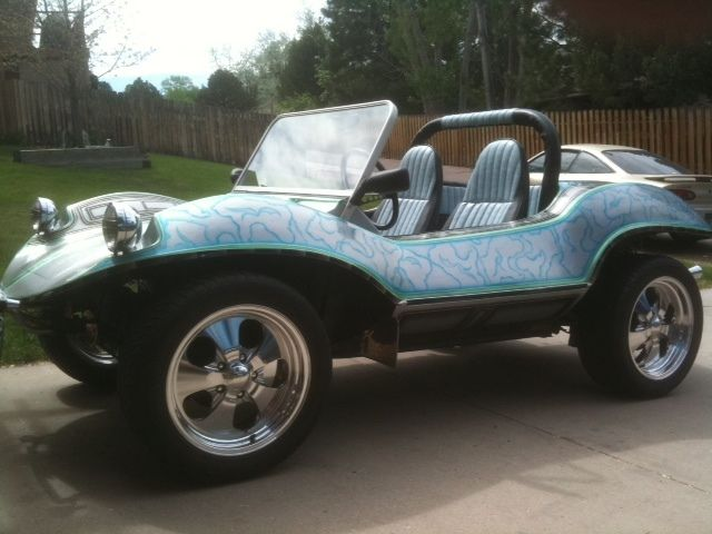Mid 1960's VW Dune Buggy with 1969 chassis and engine for ...