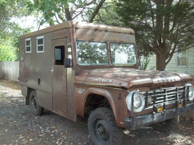 Military/Ambulance/Rat Rod/Street Rod/4X4/ for sale in
