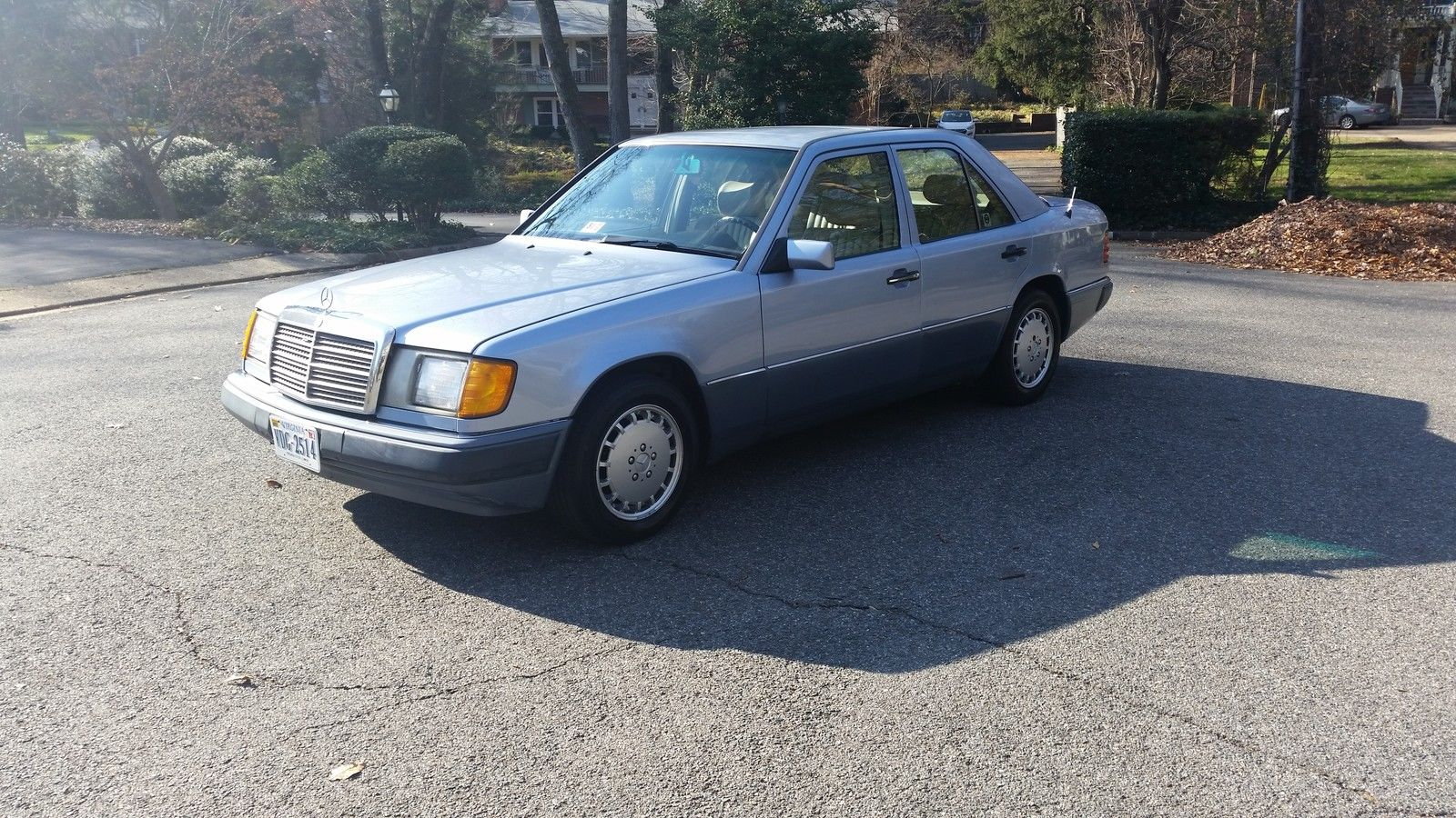 Mint 1992 Mercedes Benz 300e W Sliding Sunroof Clean Inside And 300 Series