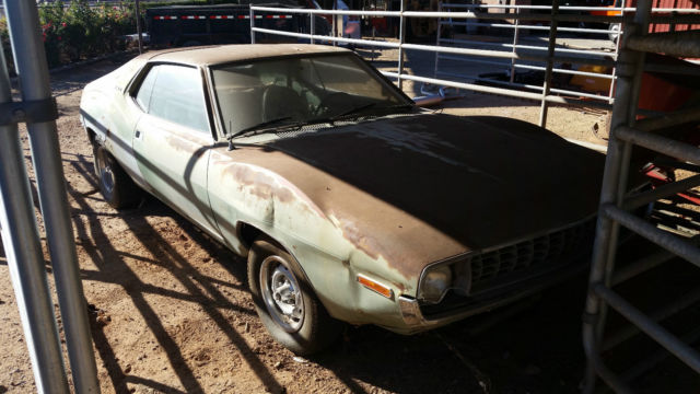 Muscle Car Barn Find Amc Javelin Sst 304 For Sale In Gilbert