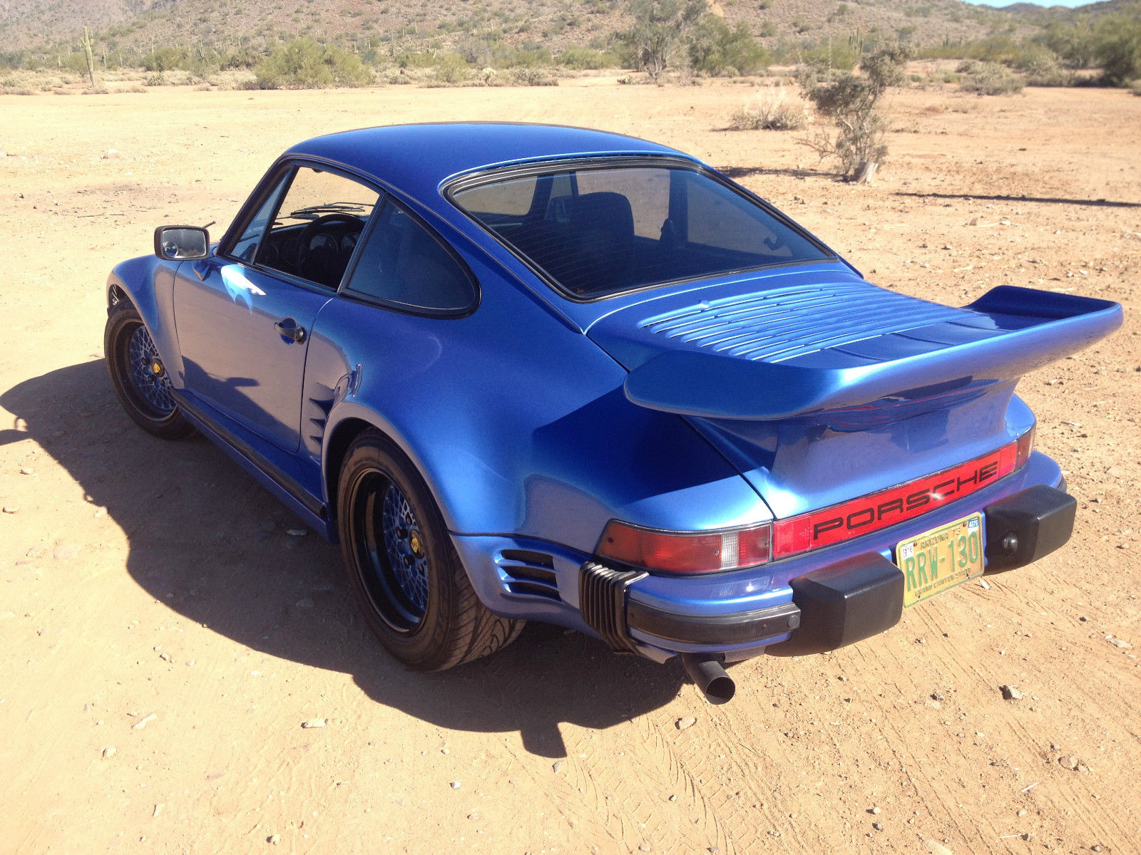 nice 1975 porsche 911s with slant nose 930 conversion for sale in phoenix arizona united states. Black Bedroom Furniture Sets. Home Design Ideas