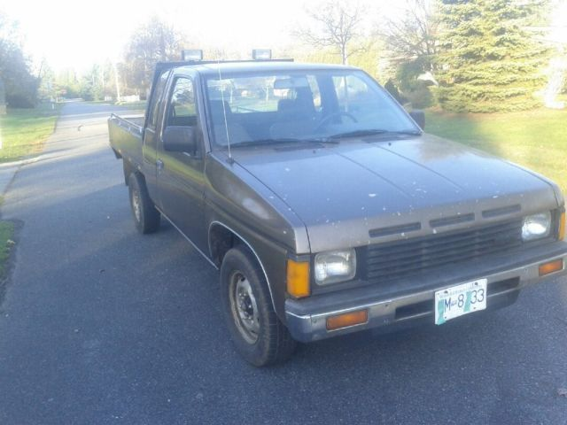 1987 Nissan Other Pickups King Cab