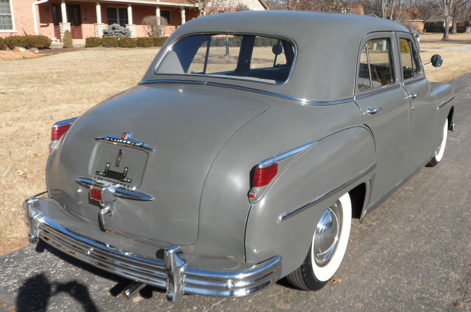 No Reserve 1949 Plymouth Special Deluxe For Sale In