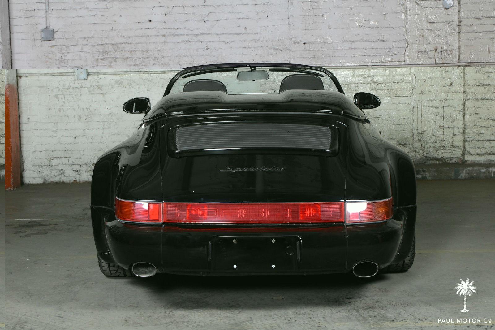 No Reserve 1990 Porsche 911 Carrera 2 Cabriolet 964