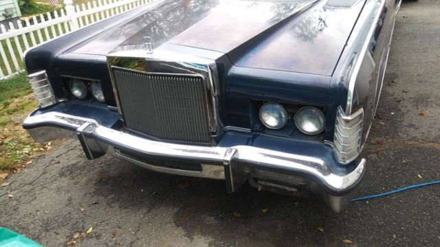 No Reserve Sale!!! 1977 Lincoln Town Coupe for sale: photos