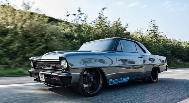 Pro Touring Cars For Sale >> Nova Pro Touring Chevy Nova Chevrolet Show Car Pro Street Pro
