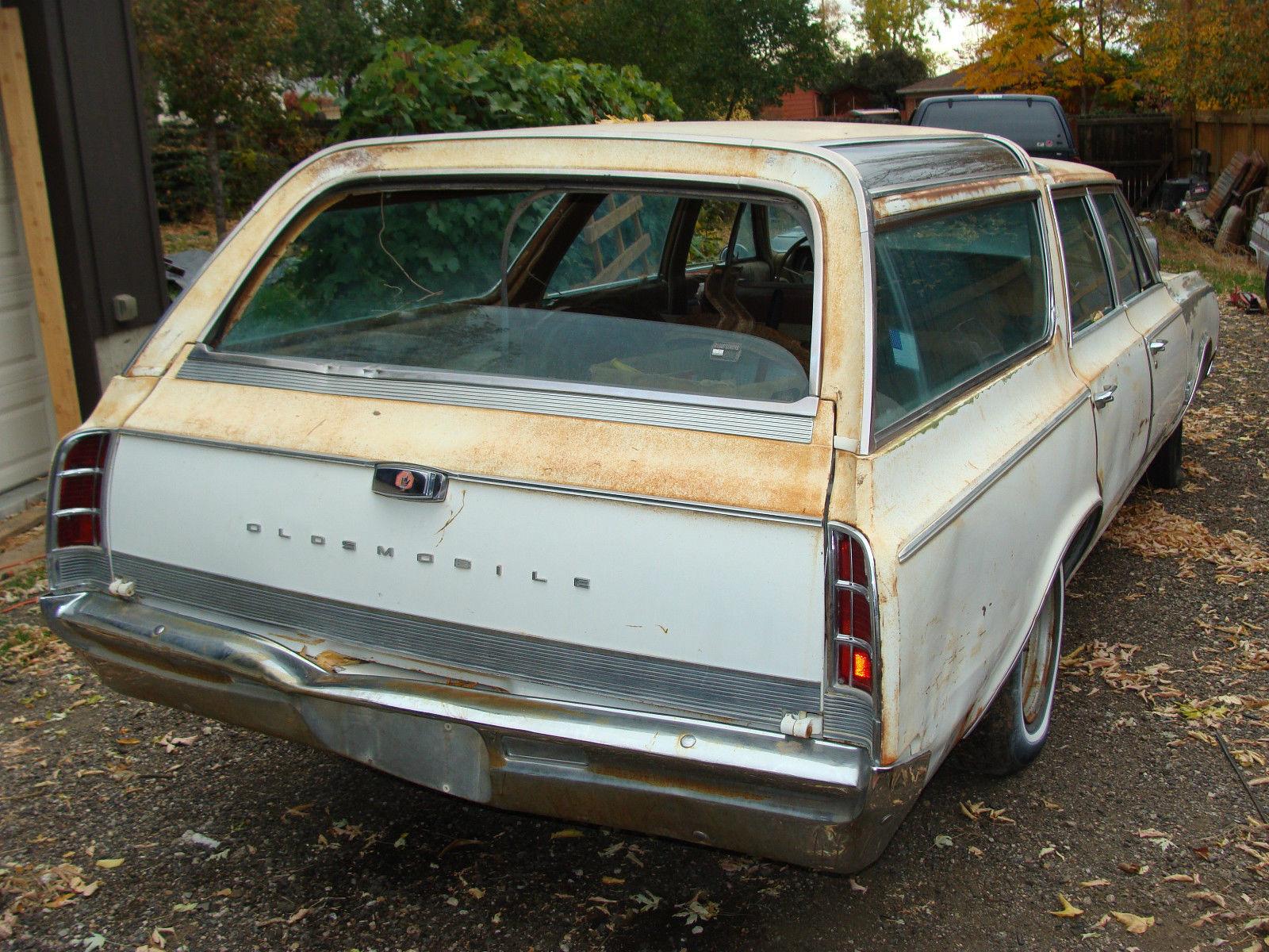 Oldsmobile Olds Vista Cruiser F85 Station Wagon For Sale