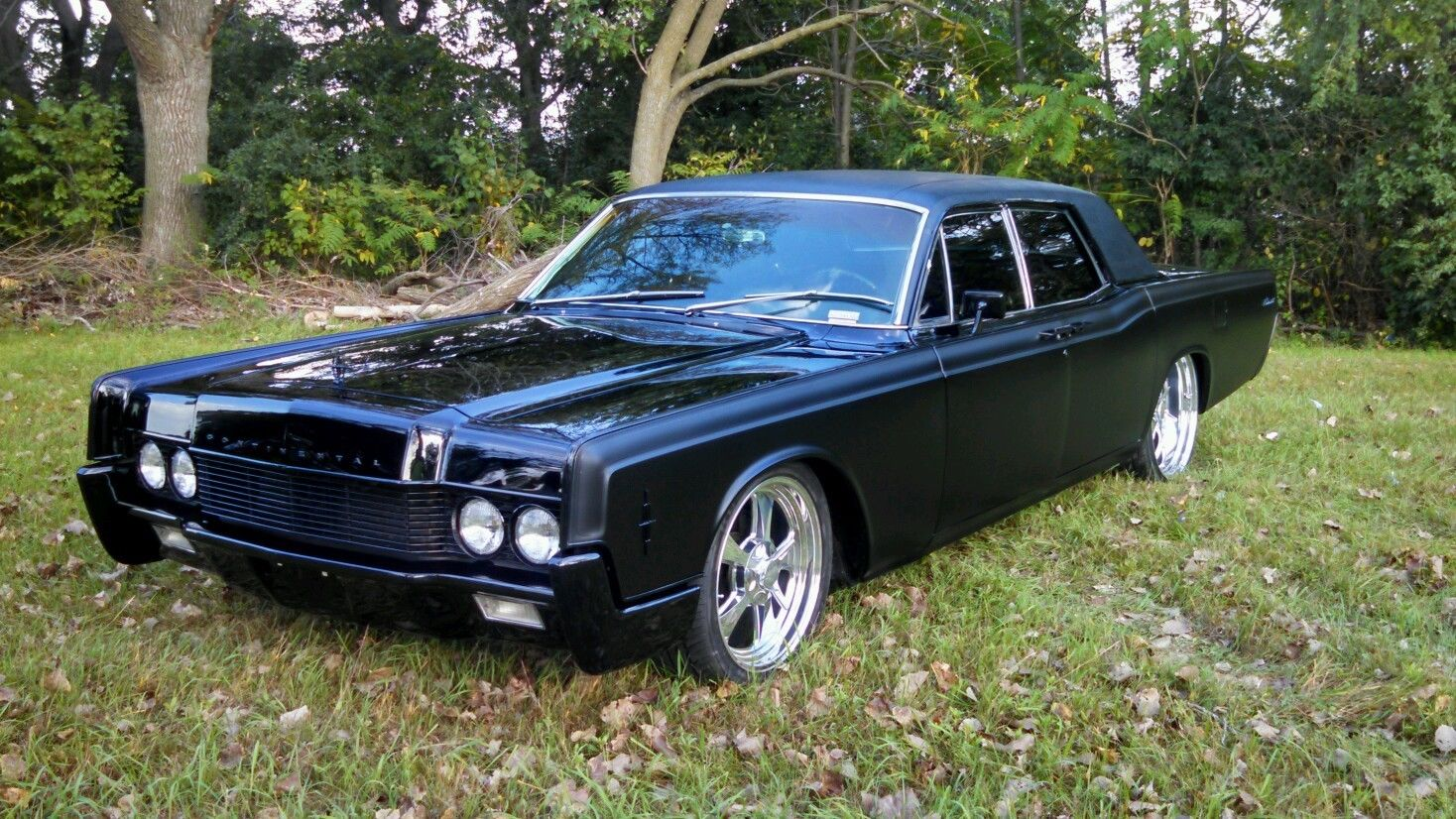 One Of A Kind 1966 Lincoln Continental 66 67 68 69 For