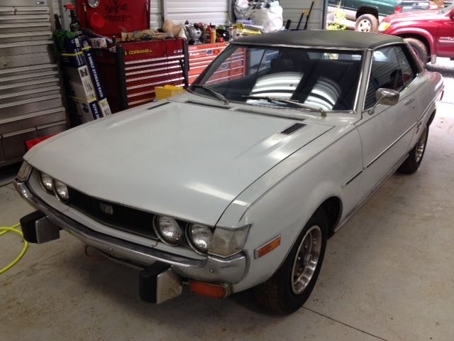 One Owner 1974 Toyota Celica Gt 5 Speed For Sale Photos Technical Specifications Description