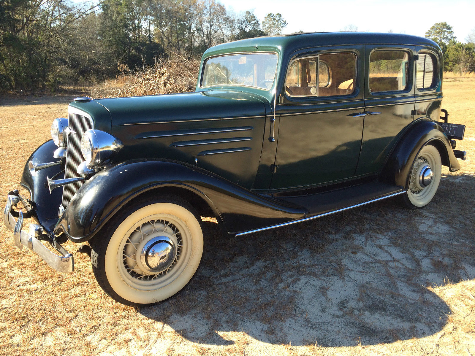Original 1934 Chevrolet 4 Door Sedan For Sale In Cheraw South Carolina United States For Sale Photos Technical Specifications Description