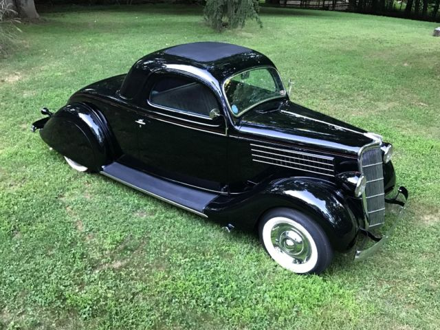 Original 1935 ford three window coupe for 1935 3 window coupe