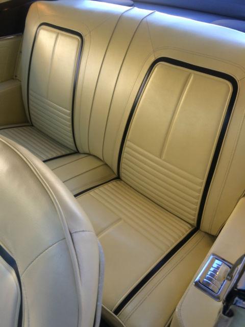 Original 1967 SS/RS 396/4-Speed Camaro with (Rare)Yellow
