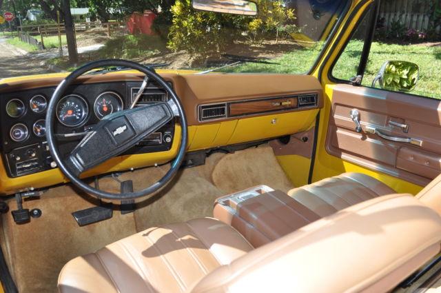 Original 1973 Chevrolet K5 Blazer for sale in Sarasota ...