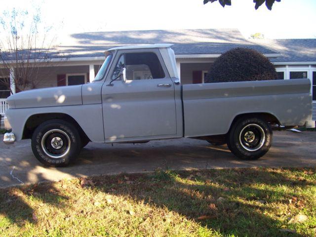 Patina 1964 Swb Chevrolet C10 Apache Truck Rat Rod Hot Rod No