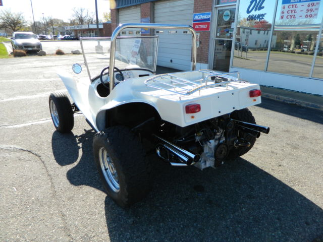 Cadillac Tires Prescott >> Pearl white berry mini-t dune buggy freshly reconditioned and ready for fun. for sale in ...