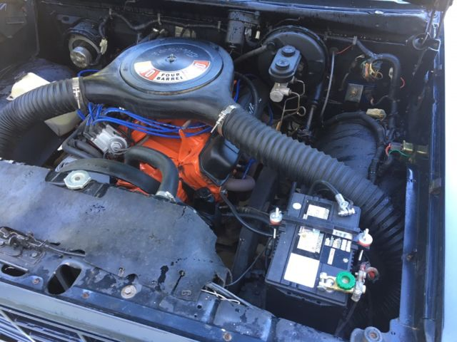 """PLYMOUTH ROAD RUNNER DRIVE TRAIN 440 / 727/ 8:750"""" POSI. 1982 DODGE MUSCLE TRUCK"""
