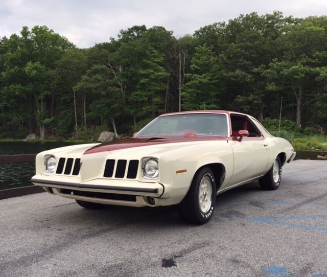 Pontiac Grand Am 455 Tri Pwr Fac Pwr Sunroof Full Power