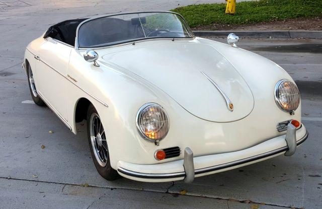 Porsche 356 Speedster Intermeccanica Replica Built By