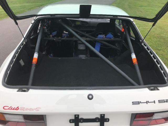 Porsche 944 S2 Firehawk Club Sport For Sale Photos
